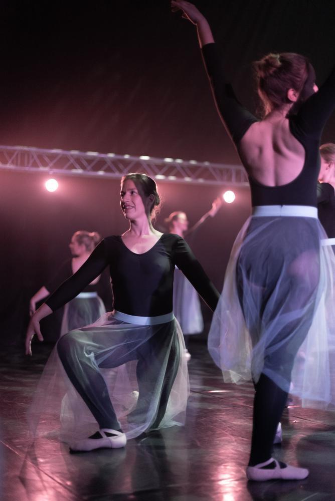 ballet volwassenen